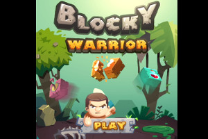 Blocky Warrior